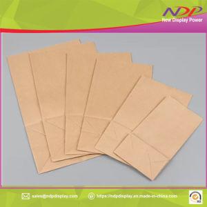 Los tamaños de clases personalizadas de los alimentos de la bolsa de embalaje a prueba de aceite de Paquete de papel