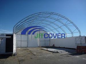 Almacenamiento de los grandes contenedores de almacenamiento de la Vivienda, Construcción, la estructura de acero Warehouse (JIT-4040C)