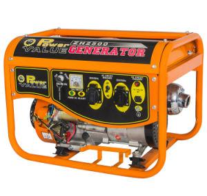 Valeur de puissance 1100W générateur à essence moteur avec 154F