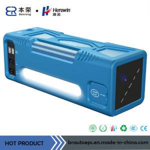 dispositivo d'avviamento Emergency di salto dell'automobile 12000mAh con l'altoparlante e Bluetooth
