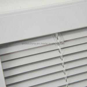 I ciechi motorizzati di legno del Faux dei ciechi di verticale fra il favo di vetro accecano i mini ciechi di rullo veneziani di alluminio per i portelli di Windows