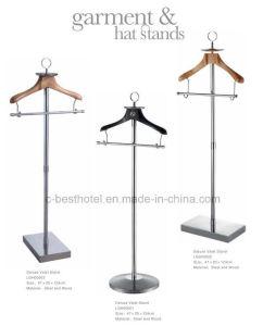 Hôtel vêtement Vêtements stand stand stand Valet de métal ...
