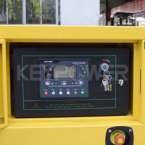 50Hz de Eerste Macht van de diesel Reeks van de Generator met Controlemechanisme Keypower