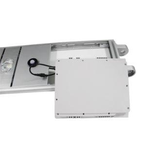 LED de alta potencia de 60 vatios de Luz solar calle con un fácil mantenimiento desmontable