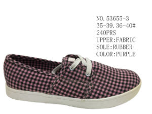 Quatre couleurs Lady chaussures outdoor Fashion Stock occasionnel