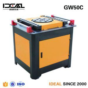 buigmachine van de Staaf van het Staal van 652mm de Automatische/Rebar Buigende Machine