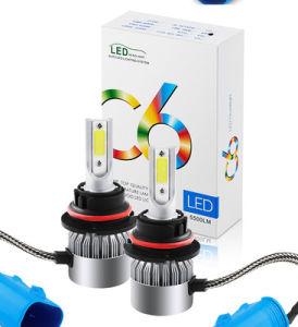 C6 LEDのヘッドライトLEDのヘッドライトランプH1 H4