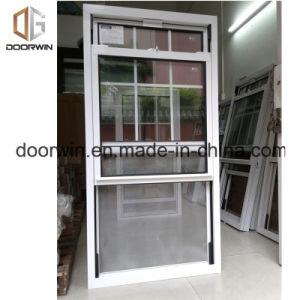 Le Boisbois Fenêtre Coulissante Verticale De Couleur Aluminium