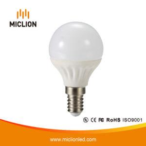 indicatore luminoso di lampadina di 3W E27 LED con CE