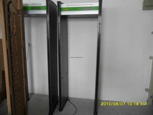 Portello del metal detector