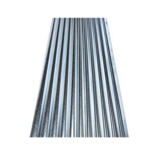Strato ondulato rivestito tuffato caldo del tetto dello zinco di SGCC