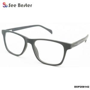 De vierkante Cp van Mensen Frames van Eyewear van de Acetaat van de Economie van de Injectie In het groot Optische
