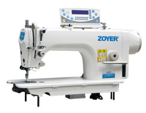 Zy9000-D3 Zoyer Aparador Automático de Acionamento Direto Lockstitch Alta velocidade de máquina de costura industrial