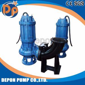 크롬 강철 물자 잠수할 수 있는 수도 펌프