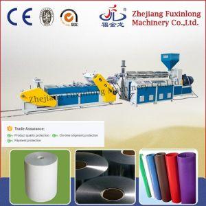 Feuille de la qualité de fabrication machine Machine extrusion de plastique