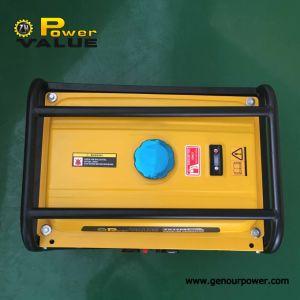 Valeur de puissance alternateur 2.5Kw cuivre 650va-Gasoline-Generator pour la vente