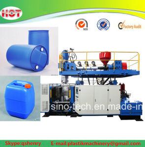 自動HDPEの形成を吹くプラスチックびんのブロー形成の放出機械を作る