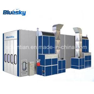 Venda a quente China Fabricante/cabine de spray do Barramento CAN da Cabine de pintura do veículo/ Cabine de Pintura Industrial