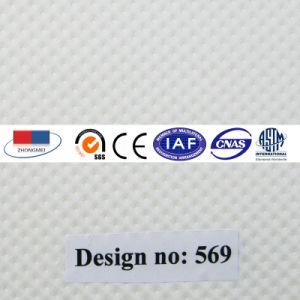 Conseil de plafond en plâtre laminé PVC avec feuille d'aluminium569