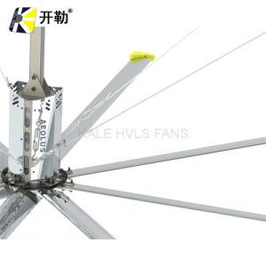 Grande ventilatore di raffreddamento industriale del soffitto del magazzino/dell'impianto del cavolo (KL-HVLS-D8BAA61)
