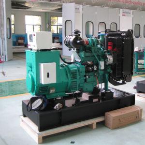 Cummins grupo electrógeno diesel de tipo abierto 62,5 kVA/50kw