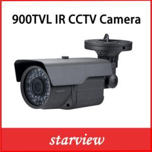 Toezicht 900tvl CMOS 2.8-12 Camera van de Veiligheid van kabeltelevisie van Varifocal de Waterdichte IRL