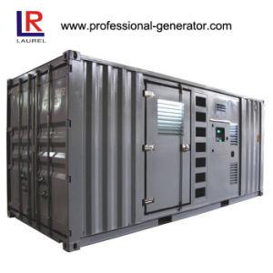 800kw 1000kVA gerador elétrico Cummins para grandes instalações de energia