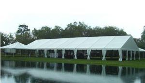 25X60mの大きい結婚式の玄関ひさし屋外式の祭典の祝祭のイベントの大きいテント
