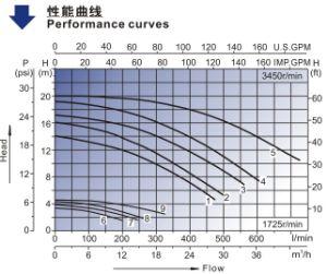 미국 시장 기준을%s 가진 온천장 펌프 (48WUA)