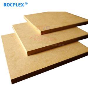 MDF perforada y micro perforado de la Junta de MDF MDF ranurada Board // Panel de pared de la tablilla de la junta de ranura