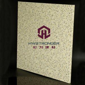 L'aluminium panneau alvéolé panneau sandwich HPL panneau composite et matériaux de construction