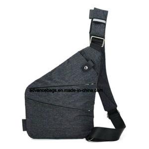 La coutume à la mode à l'extérieur de cyclisme Anti-Thift Leisure Travel l'exécution de sac à bandoulière sac sac banane