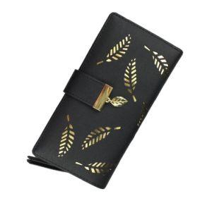26a24c33d Mulher Long Wallet Venda quente de alta qualidade Fashion Lady Wallet Girl  Cercadores com ampla carteira