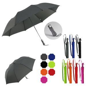 2 auto de pliage parapluie ouvert couleur pure