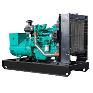 6 실린더 발전기 100kVA Genset 가격 80kw 디젤 발전기