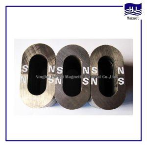 Alumínio Permanente sinterizado magnetos em anel de AlNiCo Cobalto Níquel