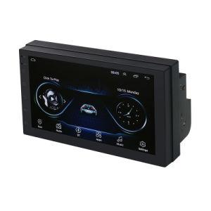 Sistema Android 8.1 aluguer de DVD 7.0 polegadas tela sensível ao toque do leitor MP5 com função Bluetooth GPS WiFi auto-rádio