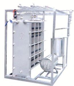 Milch-Kühlvorrichtung-Saft-Kühlvorrichtung-Joghurt-Kühlvorrichtung-Platten-Kühlvorrichtung-Wärme-Kühlvorrichtung