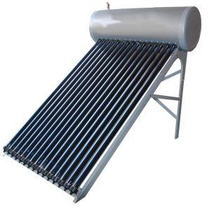 Компактная тепловая трубка солнечный водонагреватель (NP)