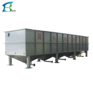食糧またはChamicalの企業のための斜めの管の沈降装置使用