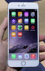 2015 Banheira de venda da marca original telefone desbloqueado de Fábrica 6, Ios 8 Smart Phone, telefone celular, telefone EUA