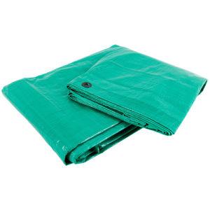 Superwert-wasserdichtes Gewebe PET Tarps Plastiktuch