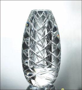 Хрустальное стекло декор букет ваза