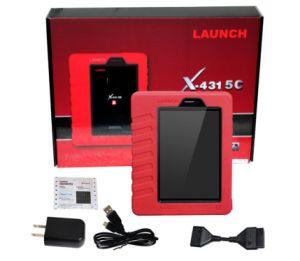 El lanzamiento original de X431 5C Actualización en línea, Diagnóstico automático