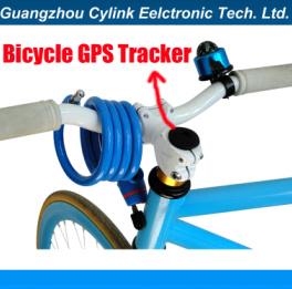 Tk305 bicicleta GPS Tracker con 30 días en espera, carcasa de plástico no se puede bloquear Installa Señal después, el seguimiento mediante la aplicación Teléfono