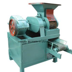 Chinesische Holzkohle-Kohlenstaub-Puder-Brikett-Kugel, die Presse-Maschine herstellt