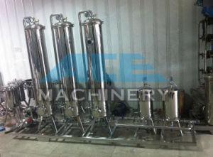 2t/h Calda Filtro Filtro de Aço Inoxidável (ACE-WKG-D1)