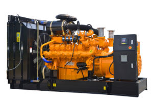 Diesel & de Natuurlijke BioElektrische centrale van het Merk van Googol van het Gasmengsel