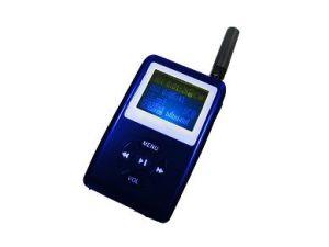 trasmettitore senza fili di 2.4g Digitahi audio con la funzione MP3