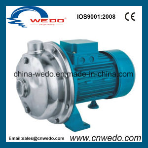 Wedo Scm-34st elektrische zentrifugale Wasser-Pumpe für Bewässerung
